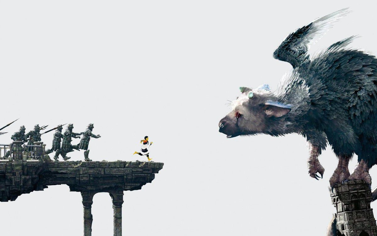 [TEST] The Last Guardian.
