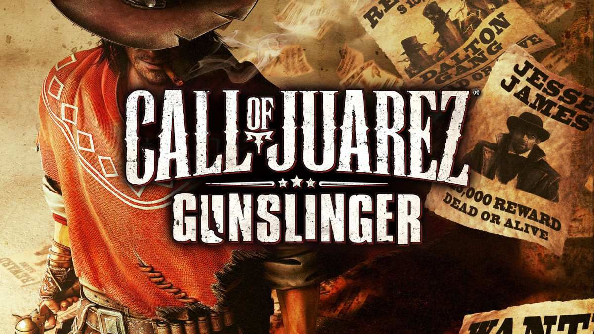 [TEST] Call of Juarez : Gunslinger.