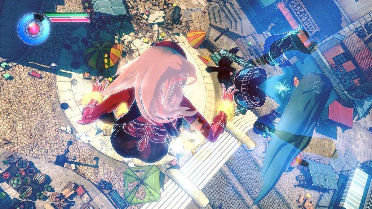 [TEST] Gravity Rush.