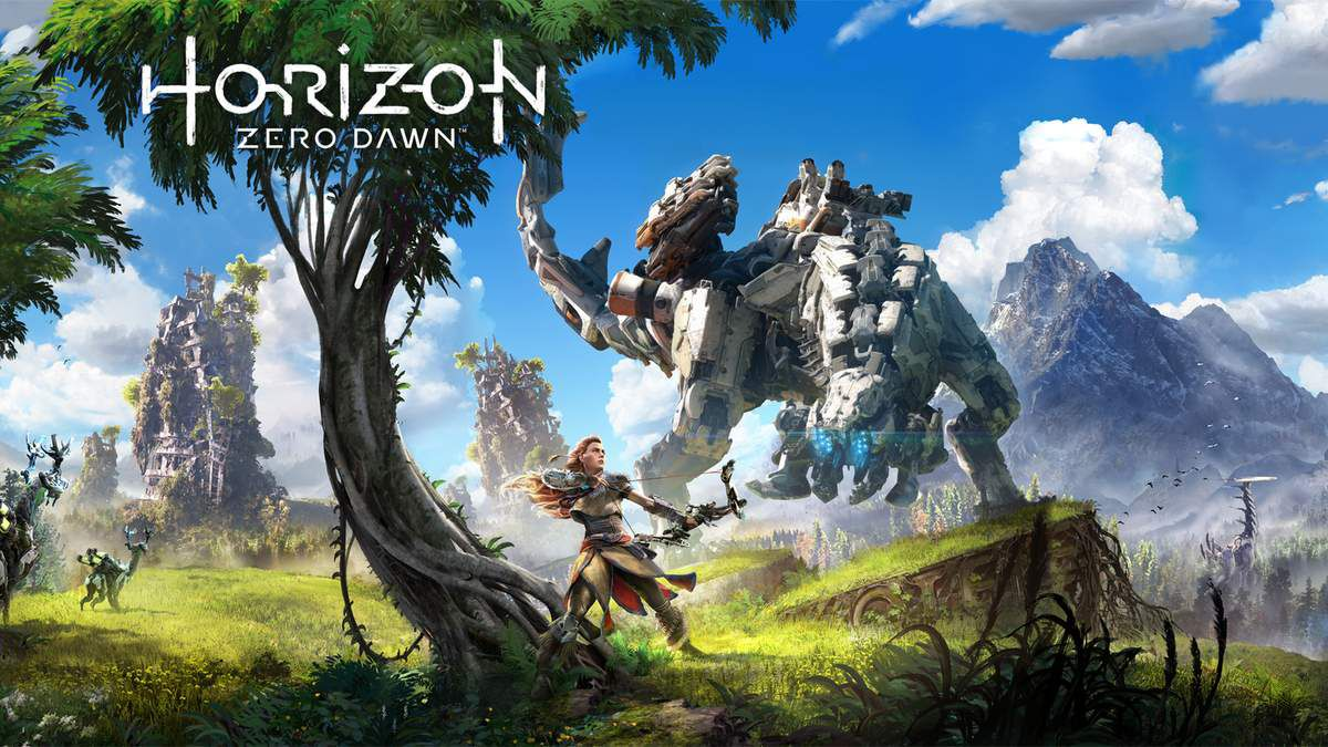 [TEST] Horizon Zero Dawn.