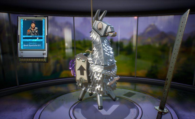 EN cassant ces lamas pinata, que vous gagnerez en accomplissant des missions, vous mettrez à jour un précieux butin !