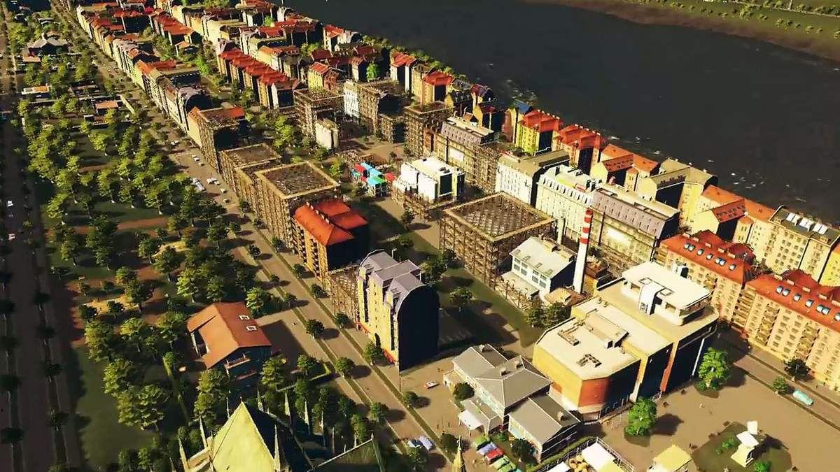 [TEST] Cities Skyline Version PS4.
