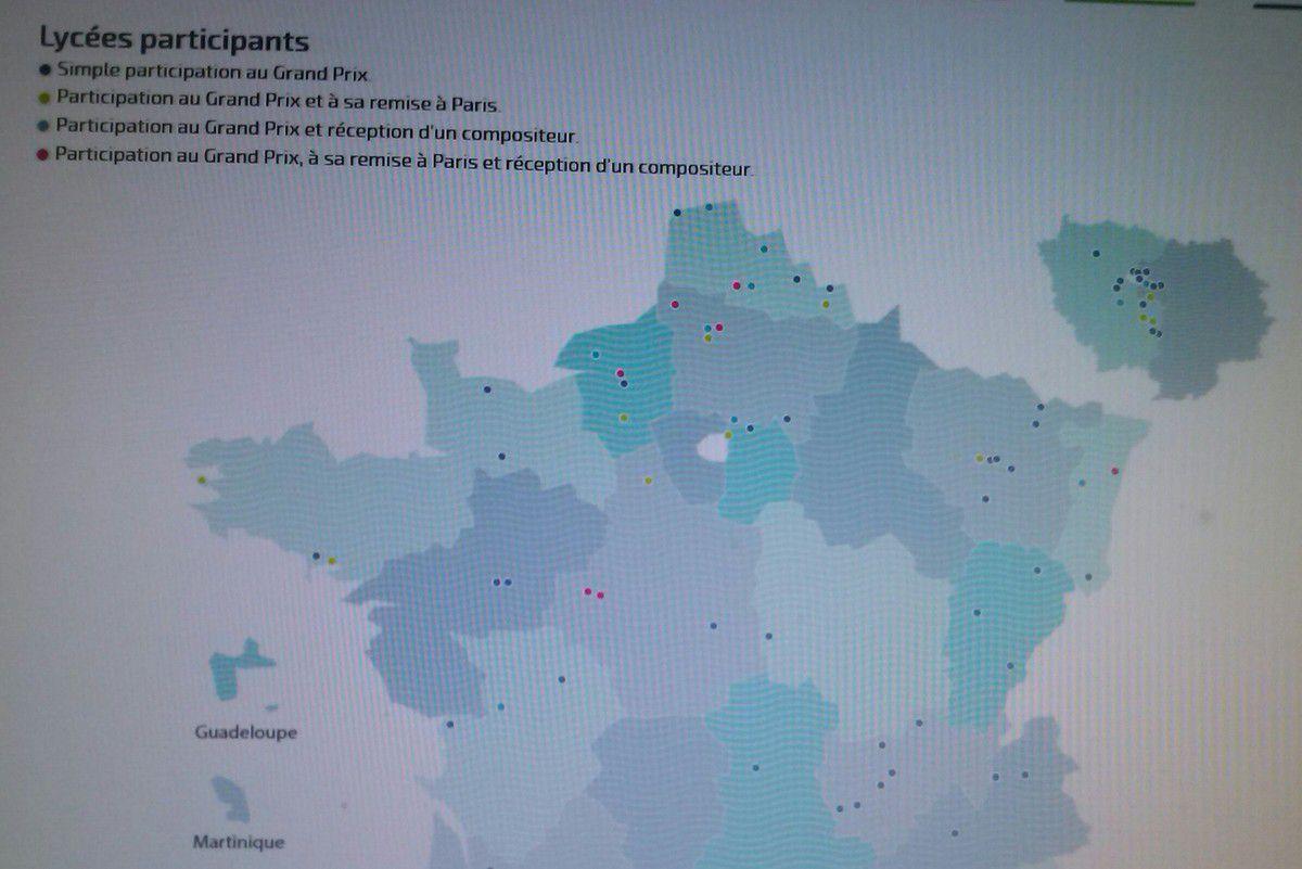 La France du GPLC