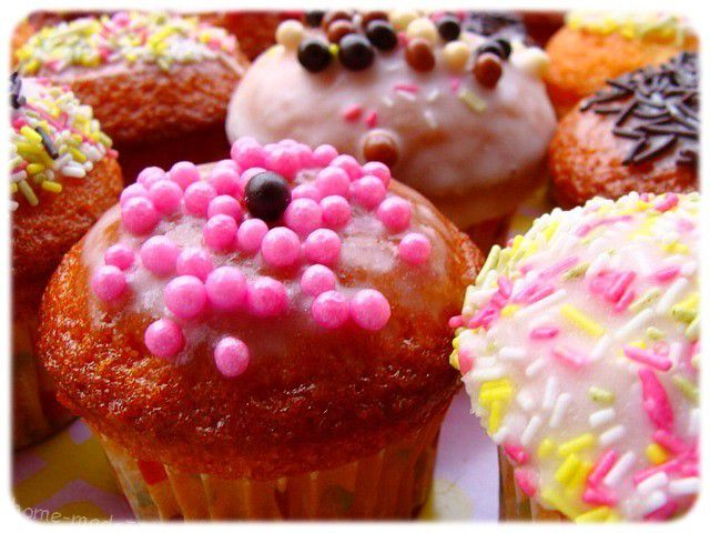 #6 Cupcakes Party ! ! !