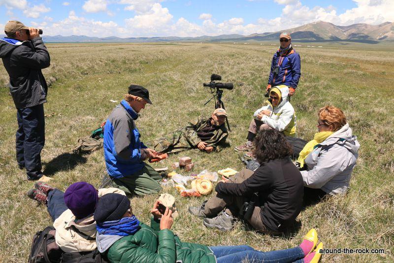 Expéditions écovolontaires au Kirghizstan