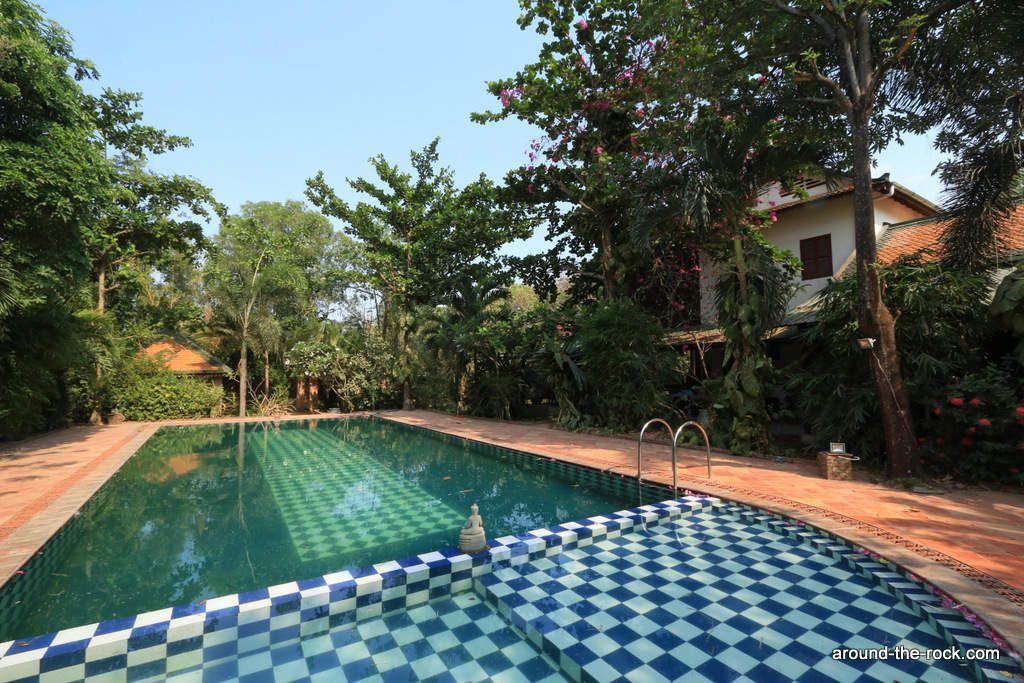 Photos prises à Phnom Tamao, Cambodge