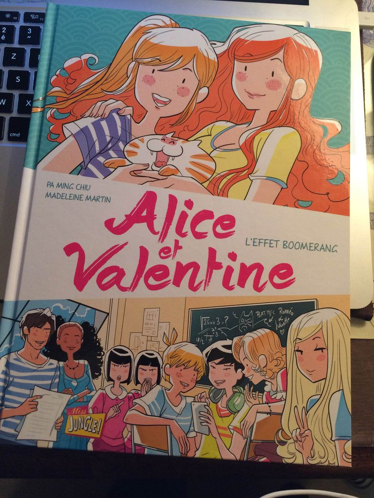 Alice et Valentine, preview