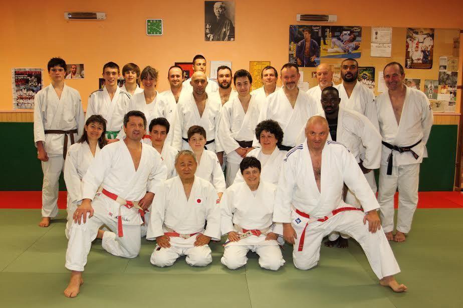 VOLONNE              Diverses manifestations organisées par le Judo Club