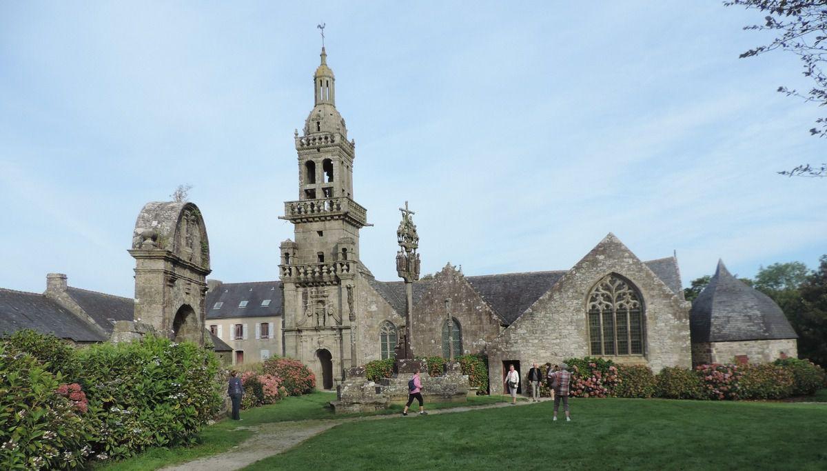La Chapelle Sainte Marie de Ménez Hom