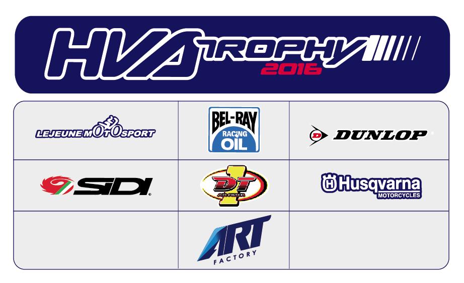Un logo et un kit déco pour le Trophy Husqvarna 2016? Wait and see...