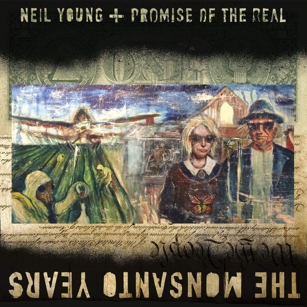 Neil Young, The Monsanto Years (Nouvel album, disponible depuis le 29 juin)