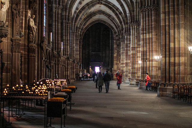 Strasbourg #2, du côté de la Cathédrale