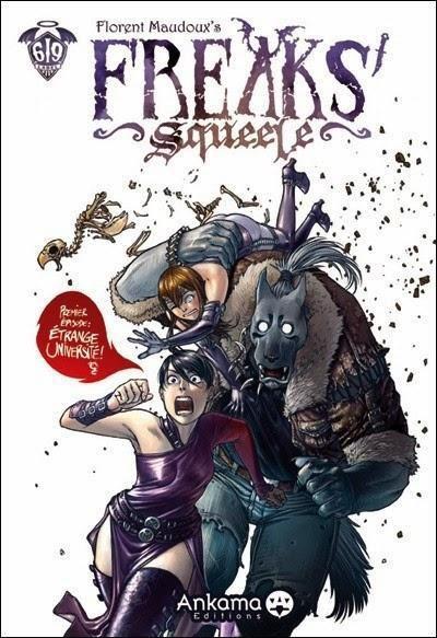La couverture du tome 1 (car commencer par le début, ça aussi, c'est cool).