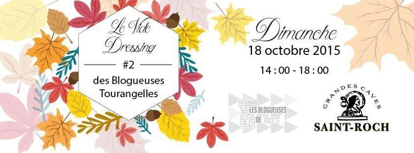 Bientôt le 2eme Vide-Dressing des Blogueuses Tourangelles !