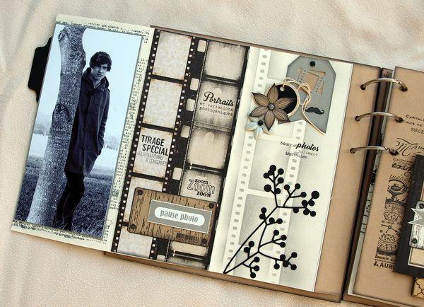 Album &quot&#x3B;Un jour, une histoire&quot&#x3B;