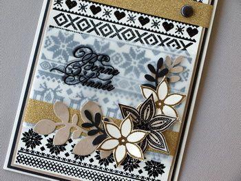 Une série de cartes Pour Florilèges Design