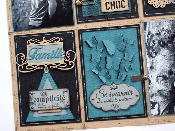 Une page et des cartes pour Florilèges
