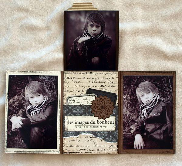 Album Portraits Photographies
