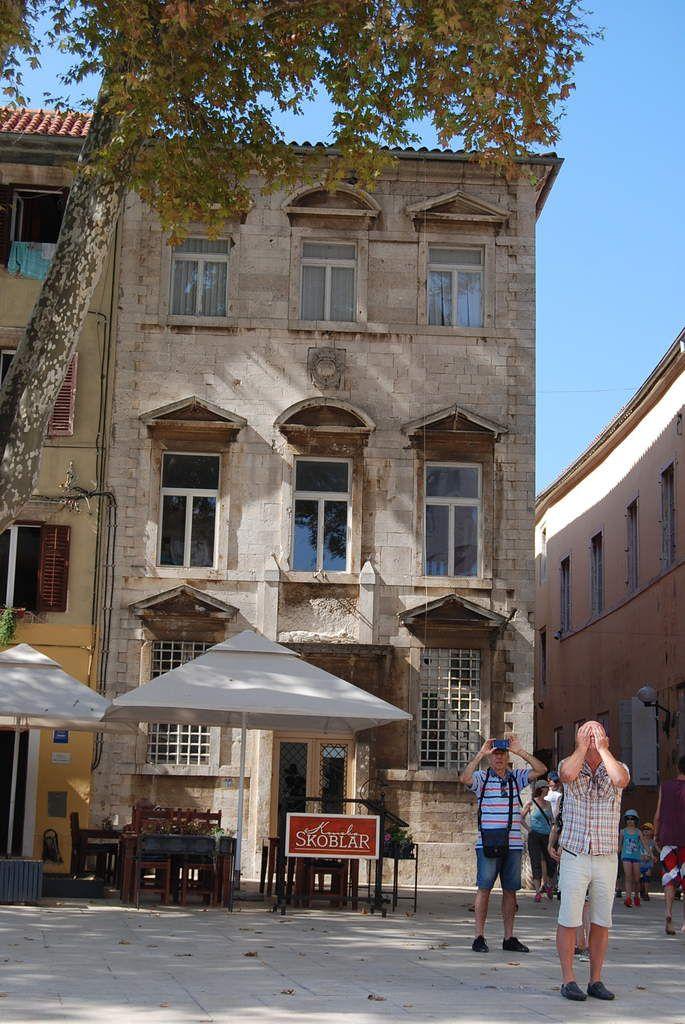 Zadar et kézaco