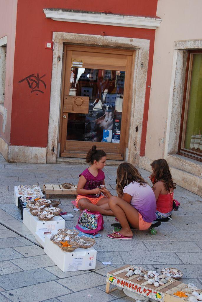 Roving, Croatie