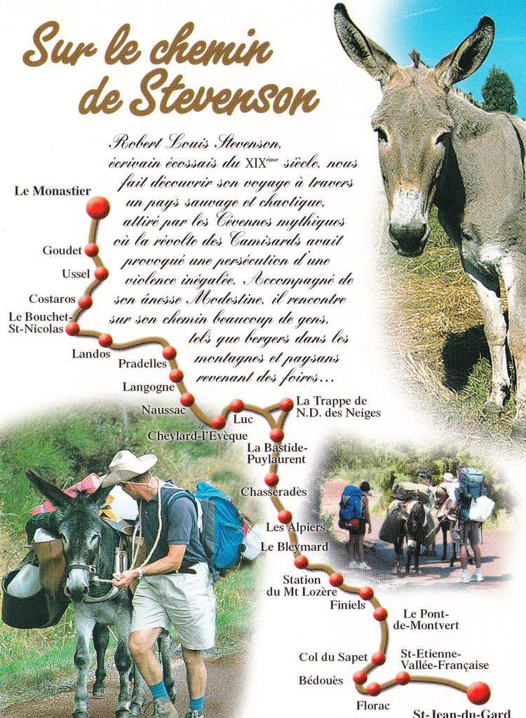 Grand Trail Stevenson, du 15 au 17 juillet