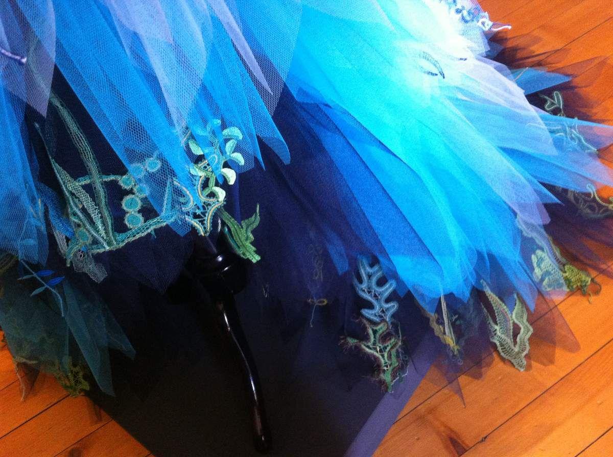 la robe de la fée libellule..