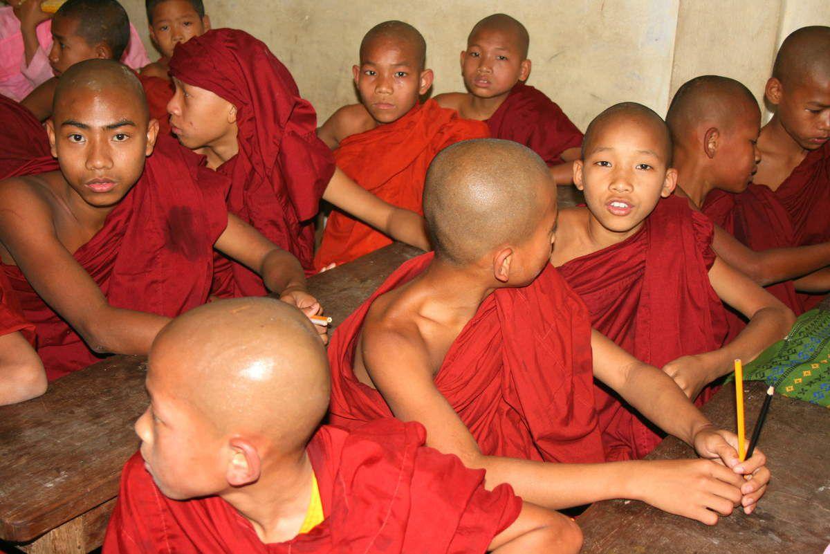 Birmanie express, saison 2015