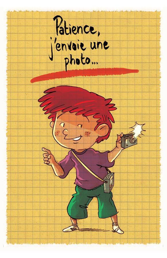 crédit  dessin Dawid (auteur BD tourangeau)