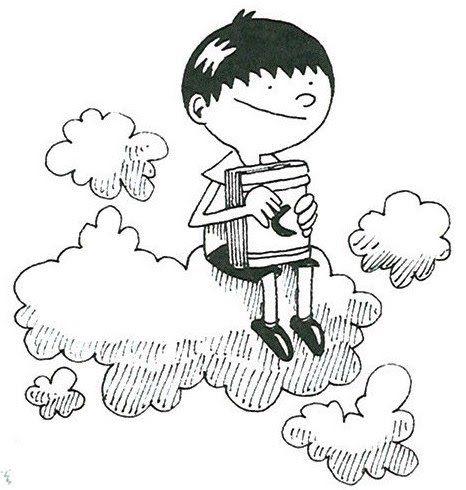 Lire une histoire avant de s'endormir