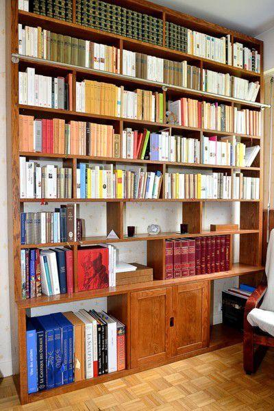 Biblioth Que Contemporaine Brick X Xxl Atelier Pourquoi Pas Mobilier Design Sur Mesures