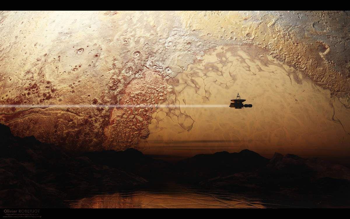 Invitation au voyage avec New Horizons