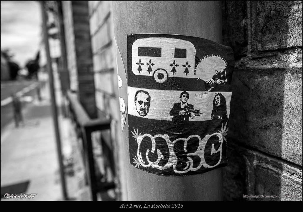 Art 2 rue, La Rochelle 2015