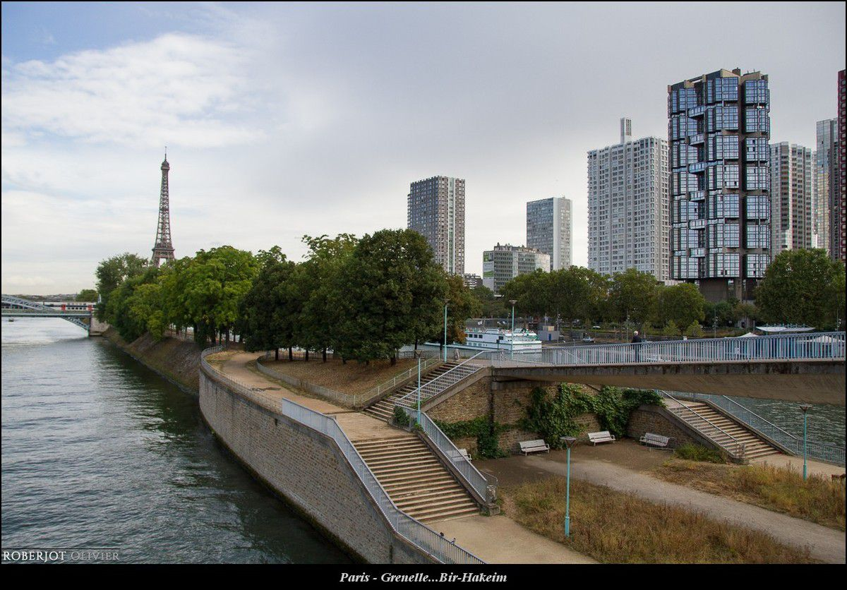 Paris - Grenelle...Bir-Hakeim couleur