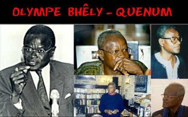 BENIN : Le Doyen Olympe BHÊLY-QUENUM soutient la marche du 11 décembre 2014 et interpelle Boni YAYI !!!