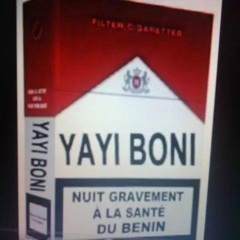 BENIN - Nous les vendus aux gens du Sud: Un super Edito de mon ami Olivier ALLOCHEME qui a habillé le vulgaire chiffon Boni YAYI pour le printemps !!!