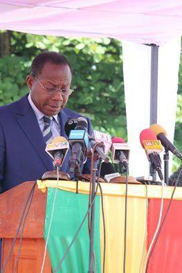 BENIN – ASSEMBLEE NATIONALE : Discours d'Investiture du Président Adrien HOUNGBEDJI
