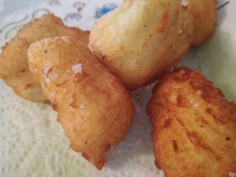 cailloux de pomme de terre