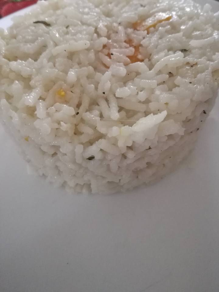 riz aux carottes nouvelles et au thym