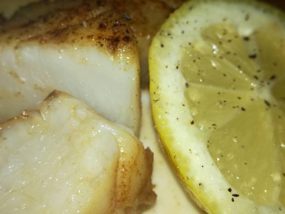 noix de st jaques beurre citron