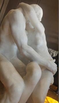 journée d'intégration au Musée Rodin : une appropriation du Maître...