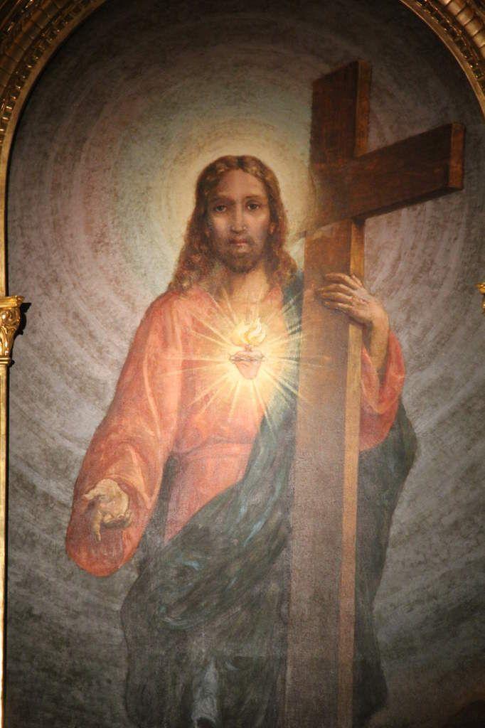 JUIN - MOIS DU SACRE COEUR DE JESUS