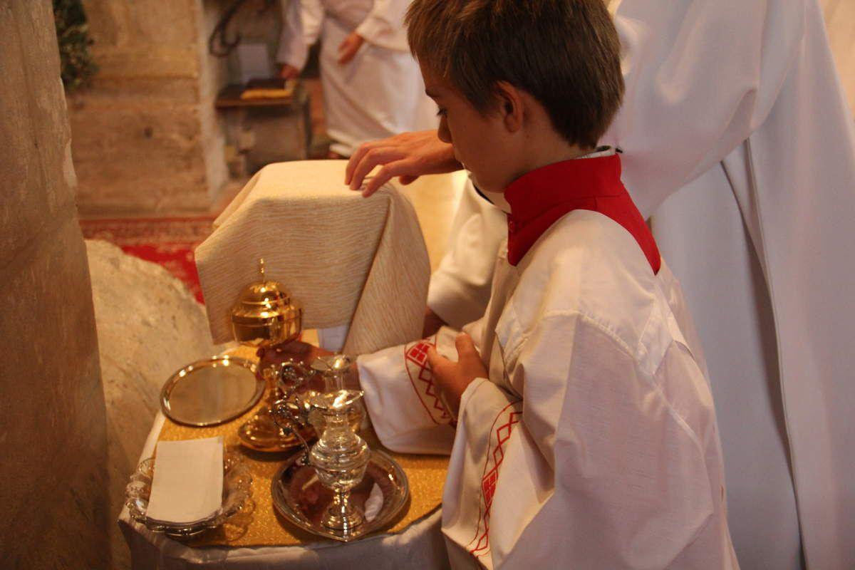 Messe de l'Assomption de la Vierge Marie