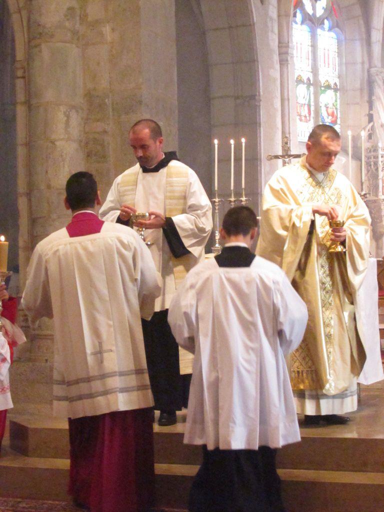 Messe de la Toussaint 2015