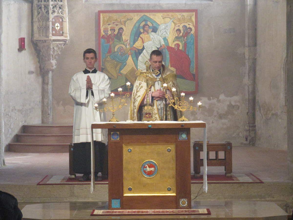 Messe de St Nicolas