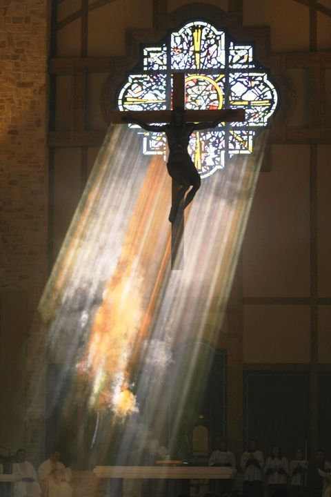 La prière est la lumière de l'âme