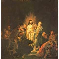 Evangile du dimanche 3 avril 2016. Dimanche de la Divine Miséricode