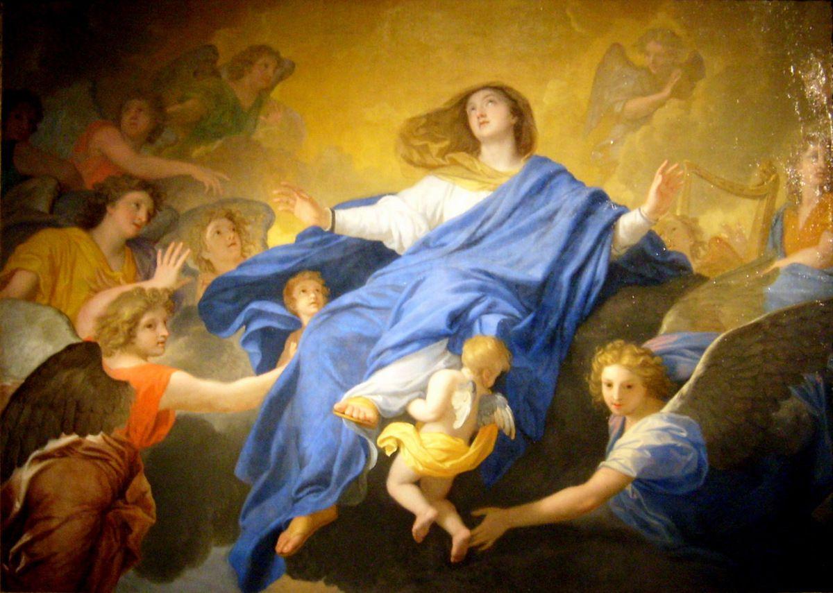 Assomption de la Vierge Marie  - 15 aout 2017