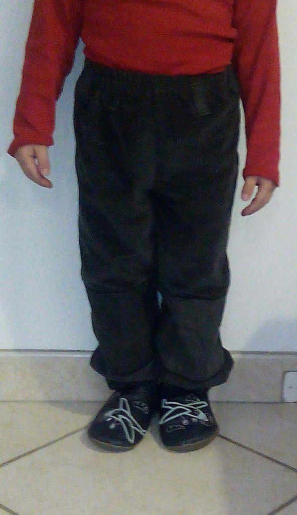 Petit pantalon d'Ottobre...