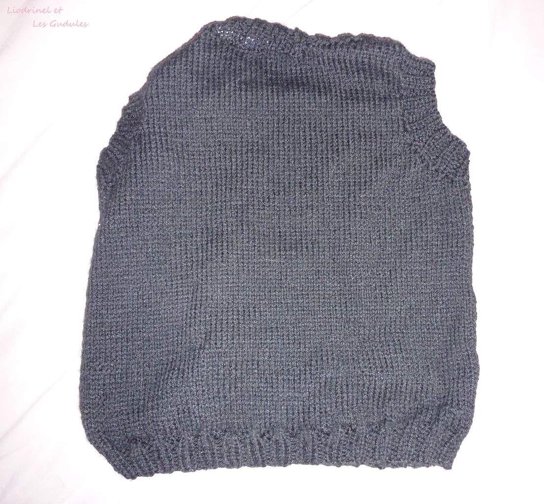 Un nouveau débardeur de laine pour l'année prochaine...