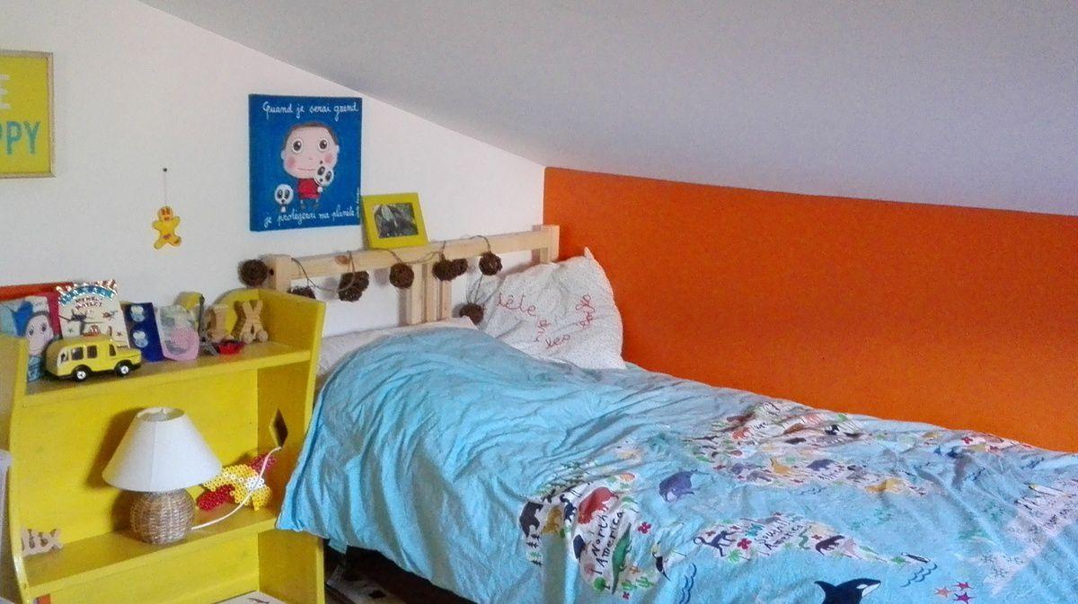 Quelques changements dans la chambres des petits...